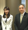 Japan Committee for UNICEF cropped John Roos Susan Roos Agnes Chan and Ken Hayami 20100225.jpg