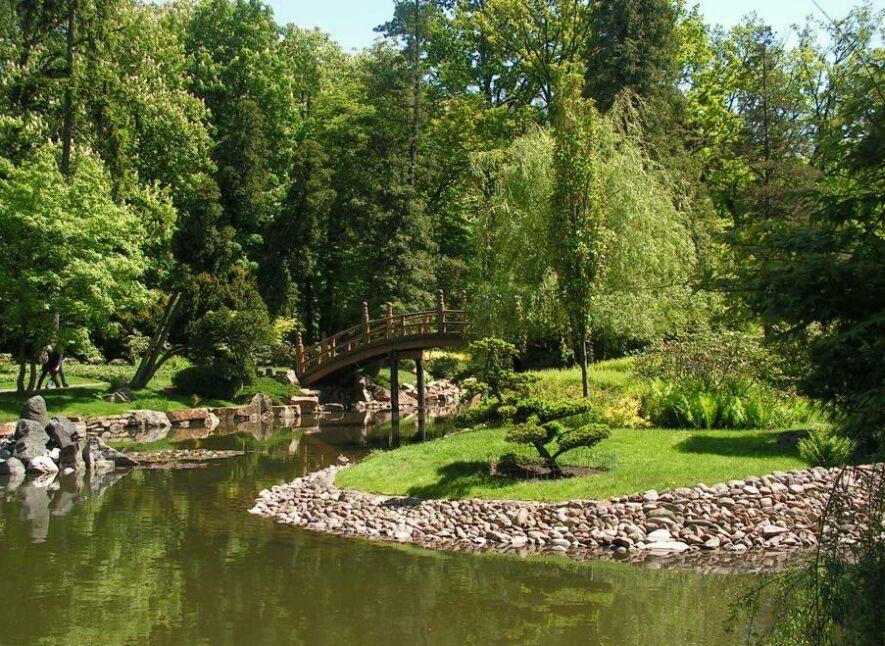 Jardim Japonês de Wroclaw