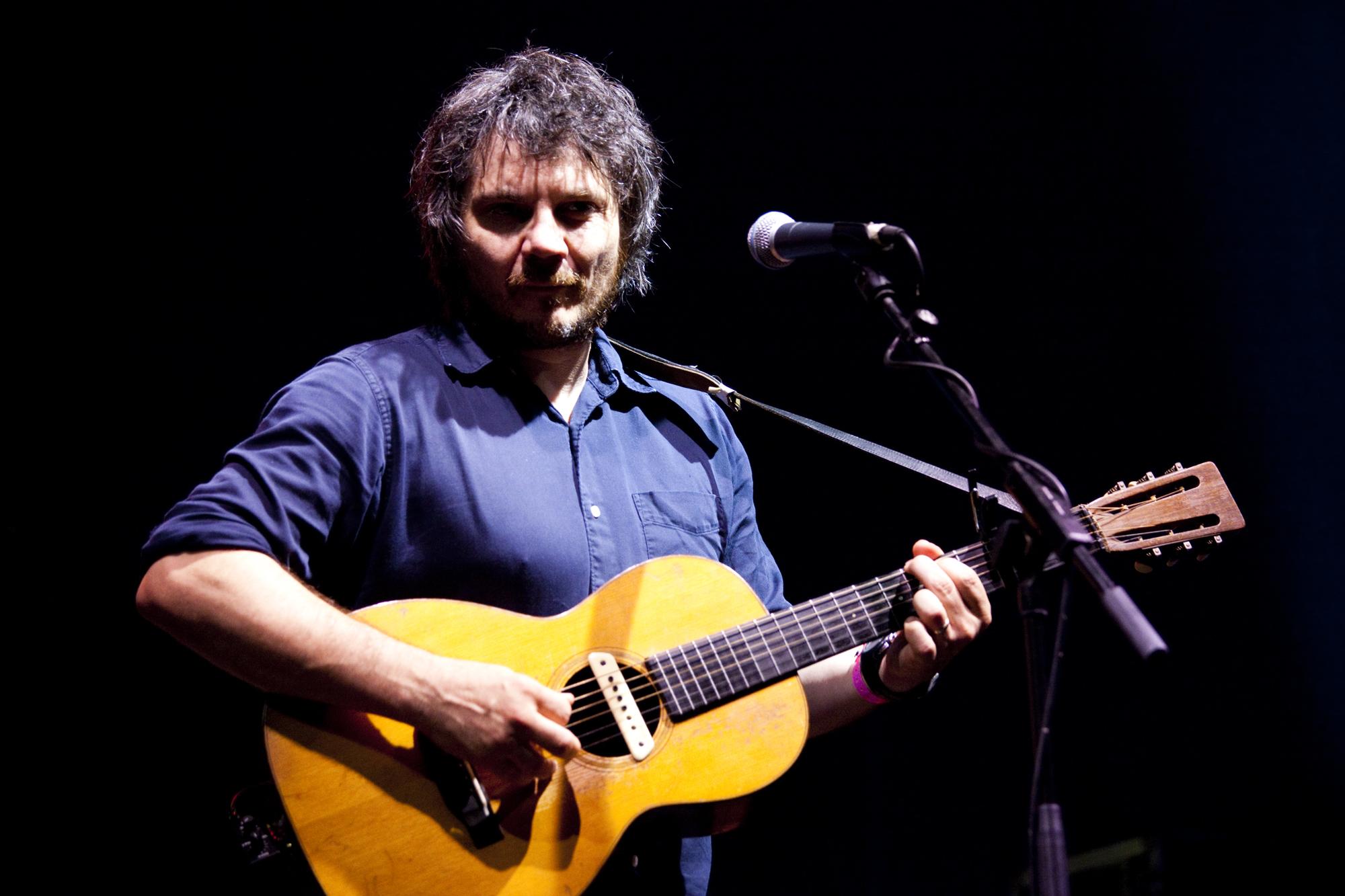 Jeff Tweesdy en Barcelona (2010).