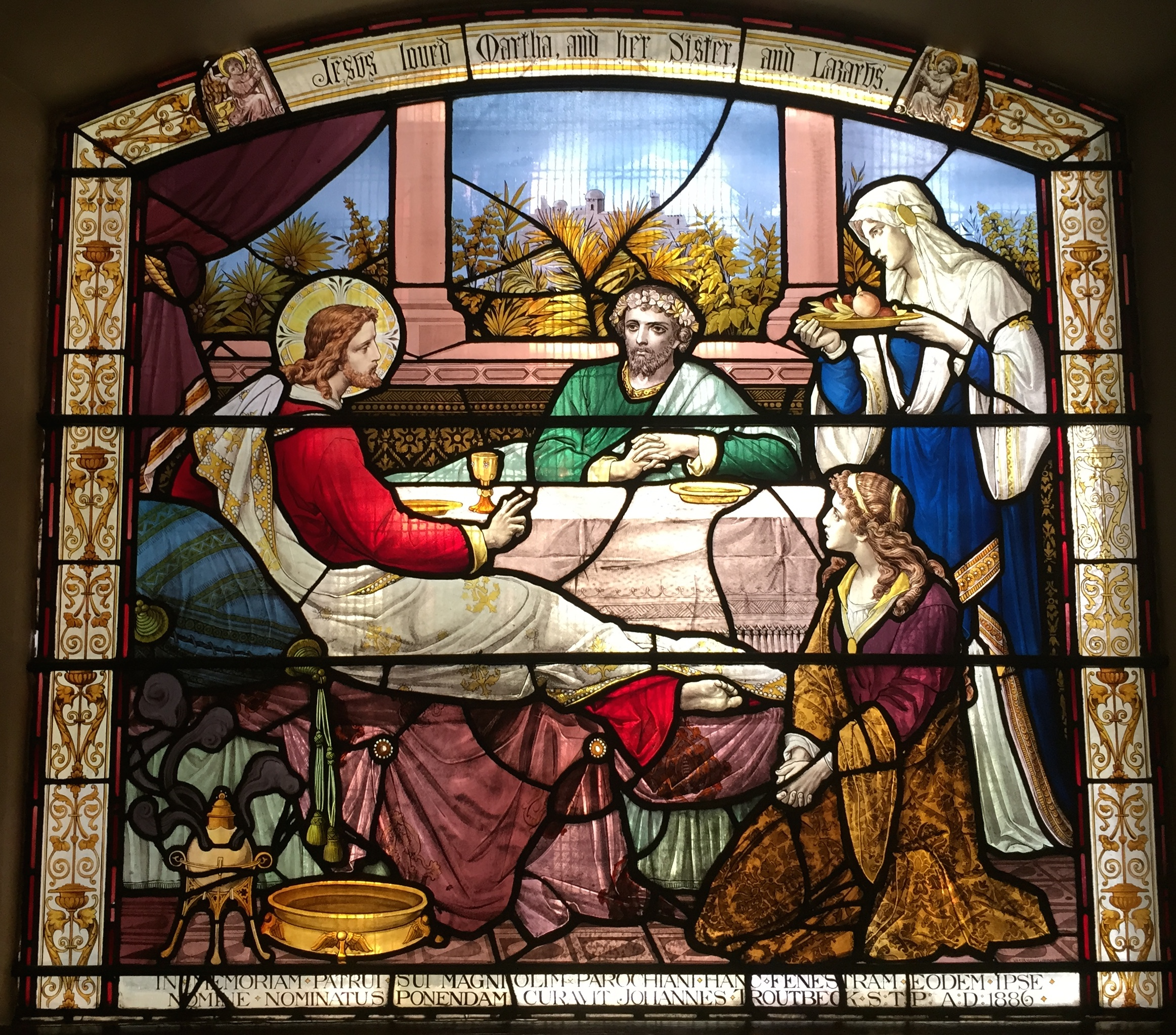 Image result for mary martha and lazarus