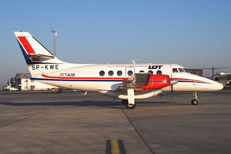 Beschrijving jet air vienna