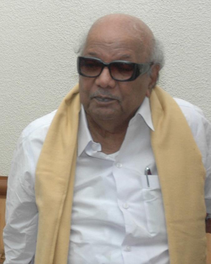 M  Karunanidhi - Wikipedia