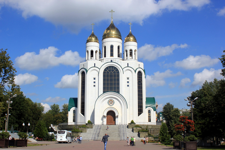 Russland Kaliningrad