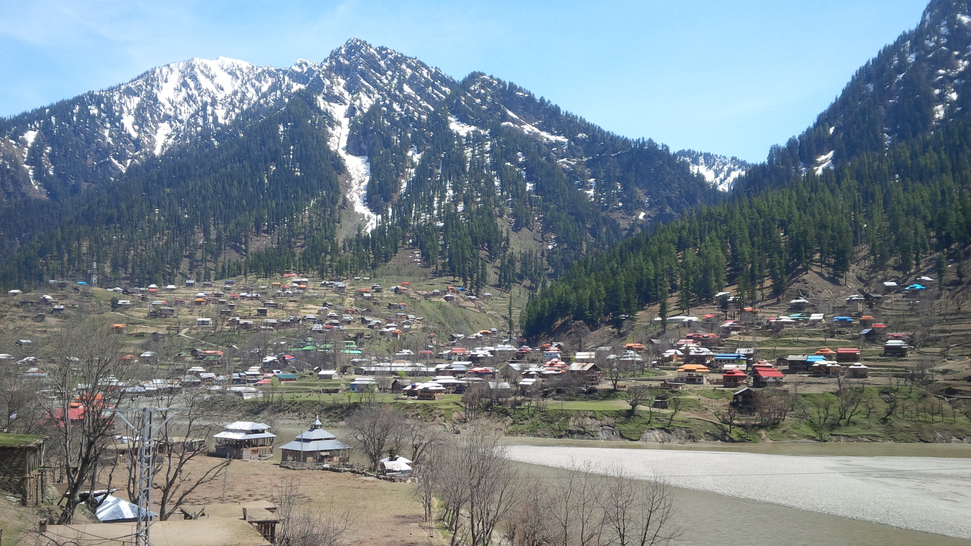 sample essay on the kashmir problem