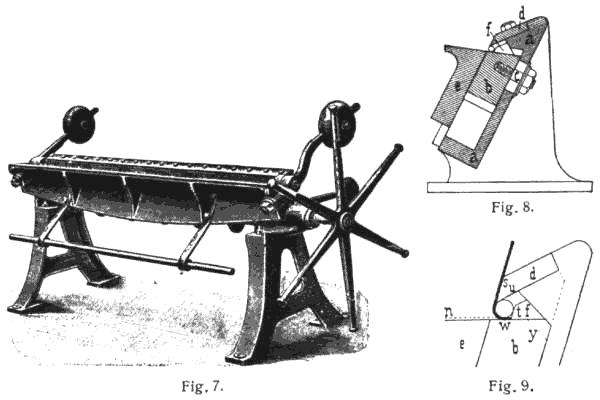 Brake (sheet metal bending) - Wikipedia