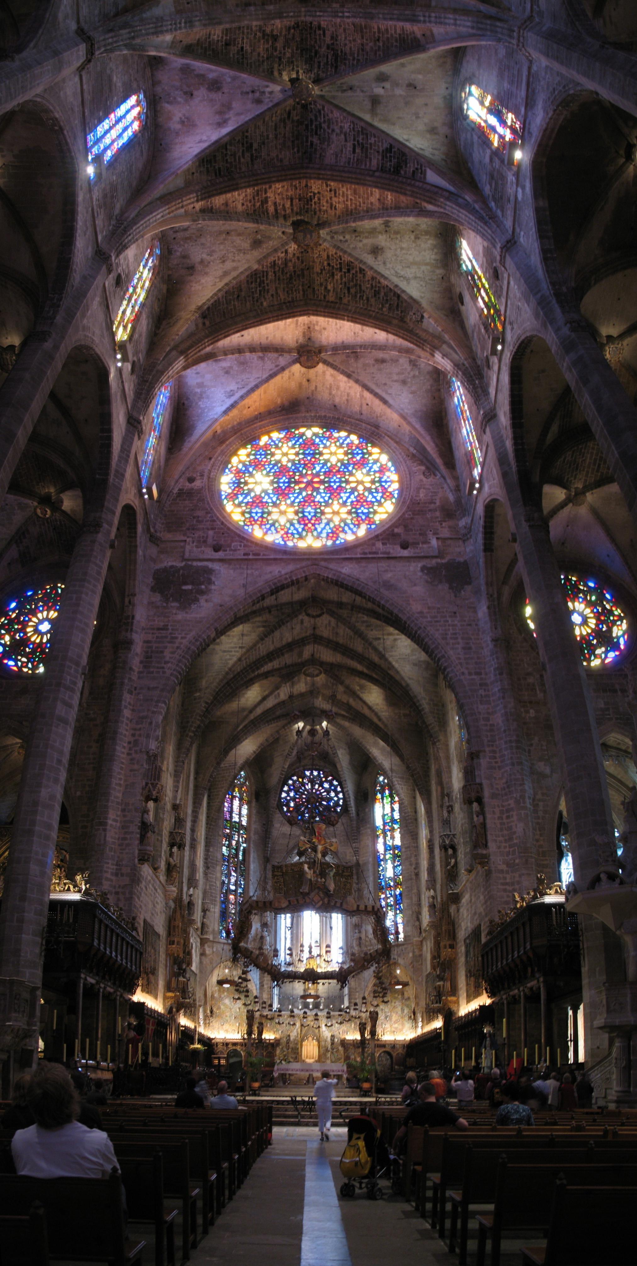 List of highest church naves - The interiorlist ...