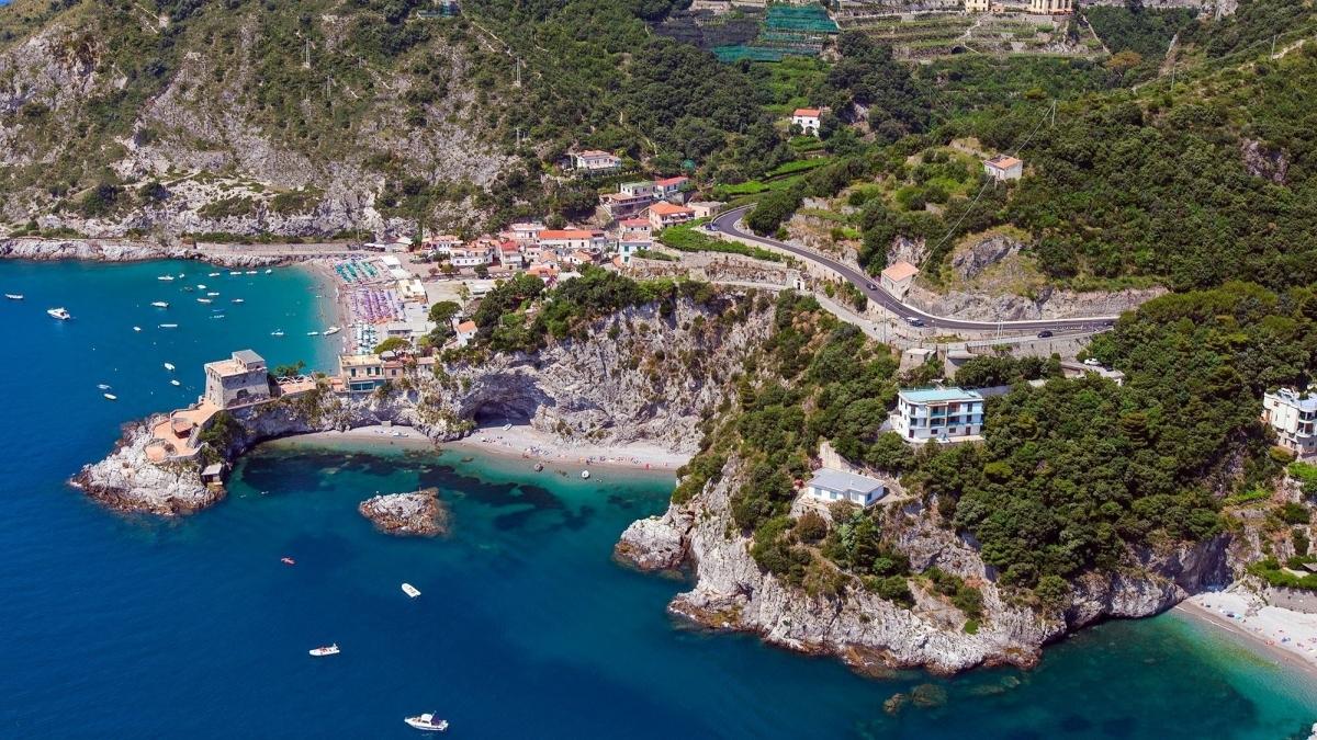 Maiori Hotel Sul Mare