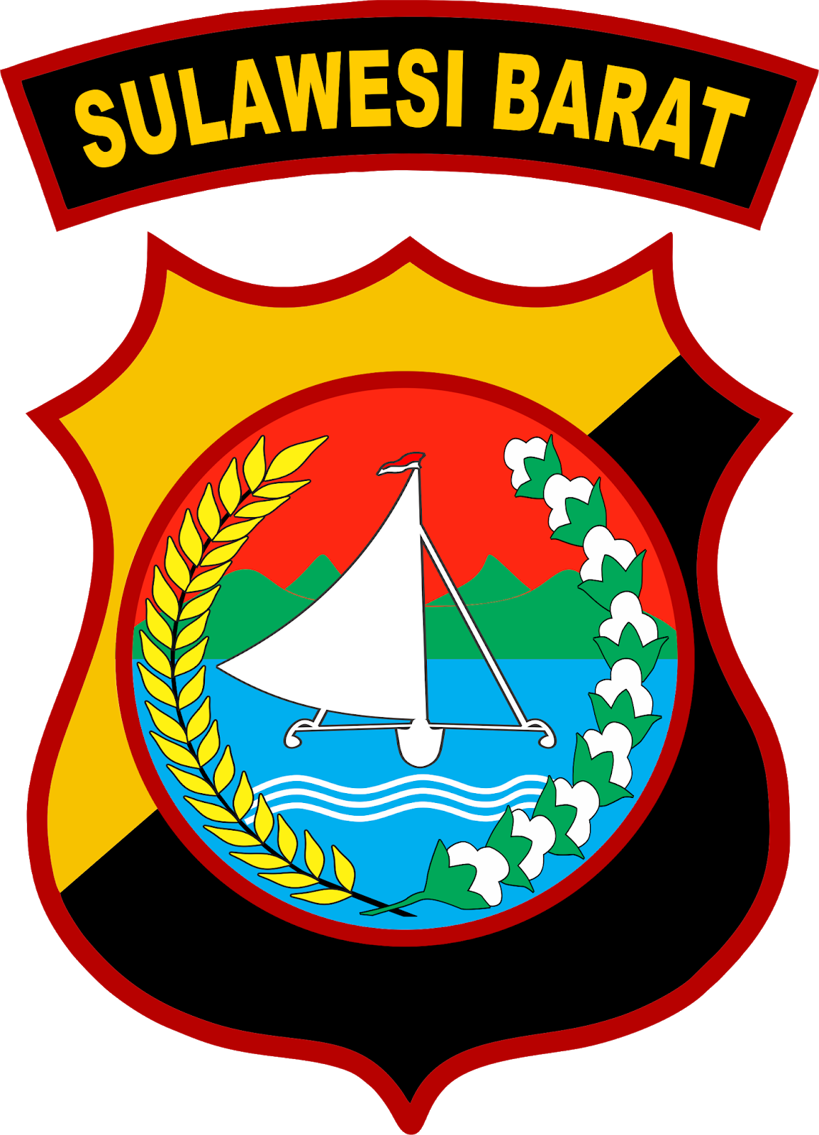 Kepolisian Daerah Sulawesi Barat Wikipedia Bahasa Indonesia Ensiklopedia Bebas