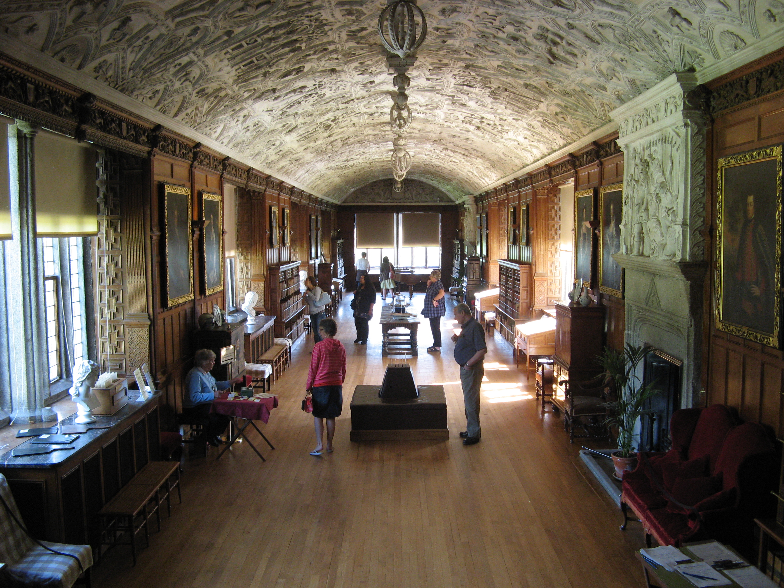 file lanhydrock house gallery from wikimedia commons