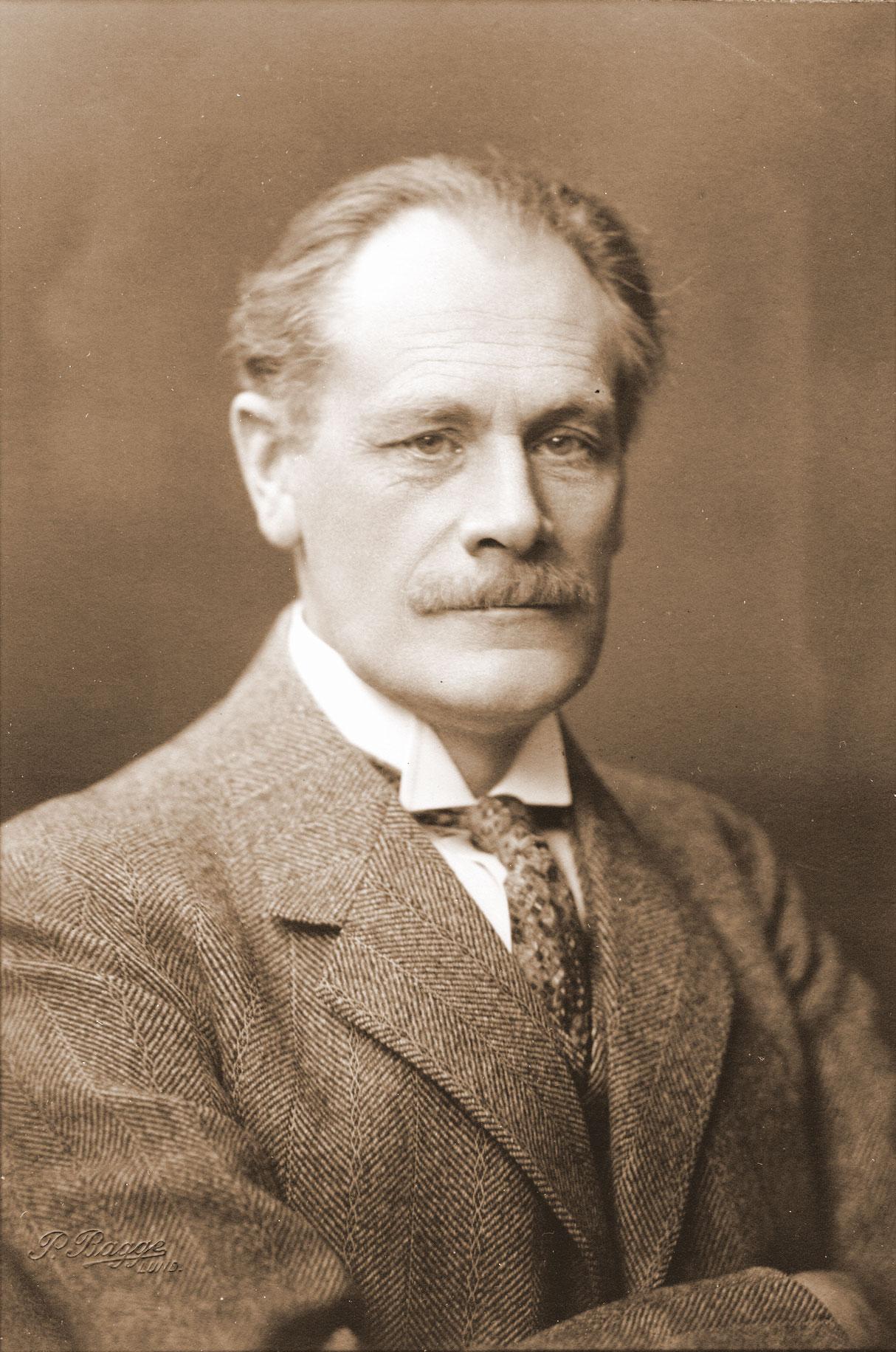 Lauritz Weibull 1873-1960