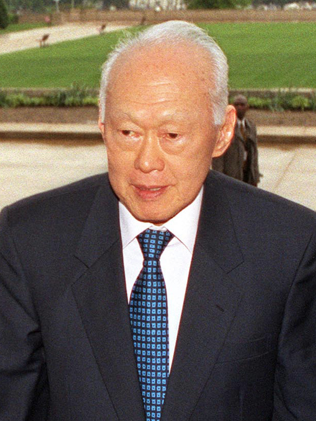 Lee Kuan Yew - Wikipedia, the free encyclopedia