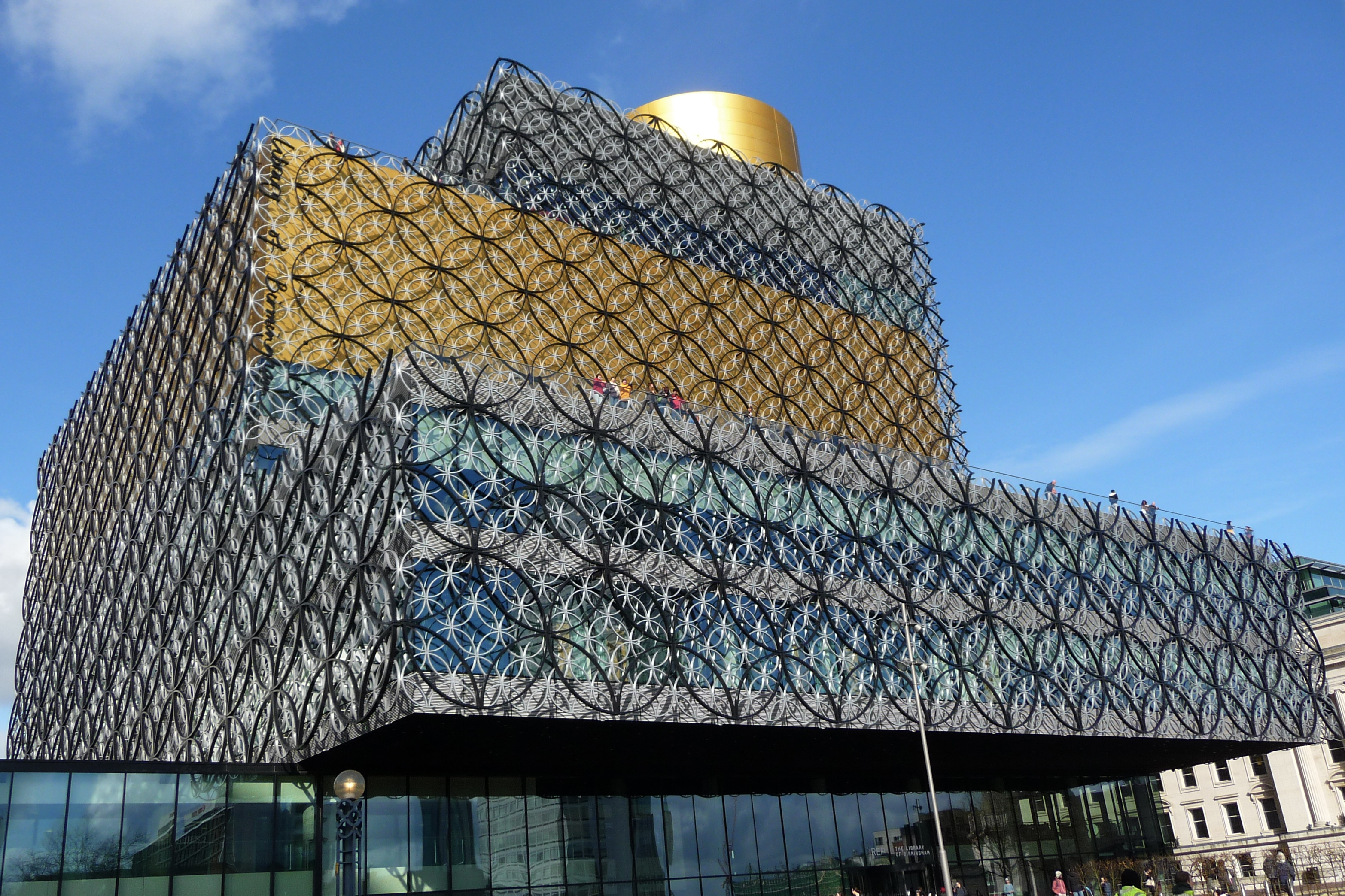 Image result for birmingham library