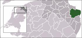 Oldambt (municipality) Municipality in Groningen, Netherlands