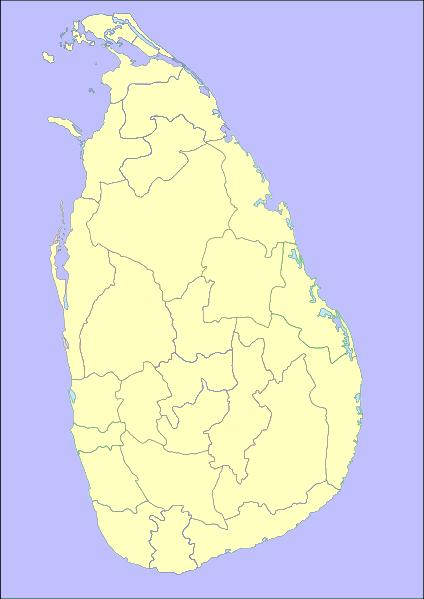 FileLocation map Sri Lankapng Wikimedia Commons