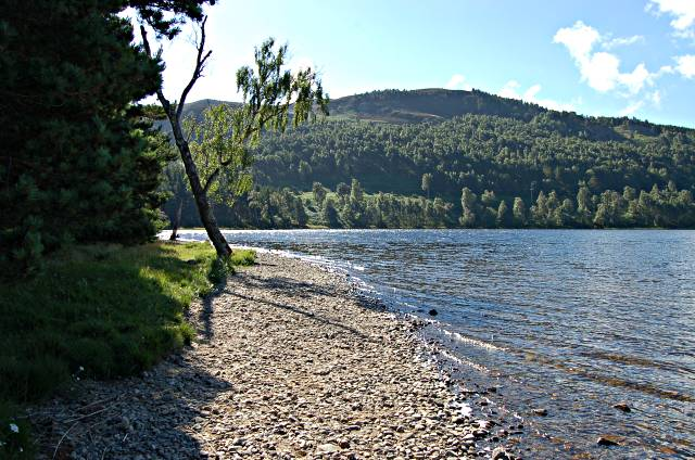 Loch Pityoulish - geograph.org.uk - 212067