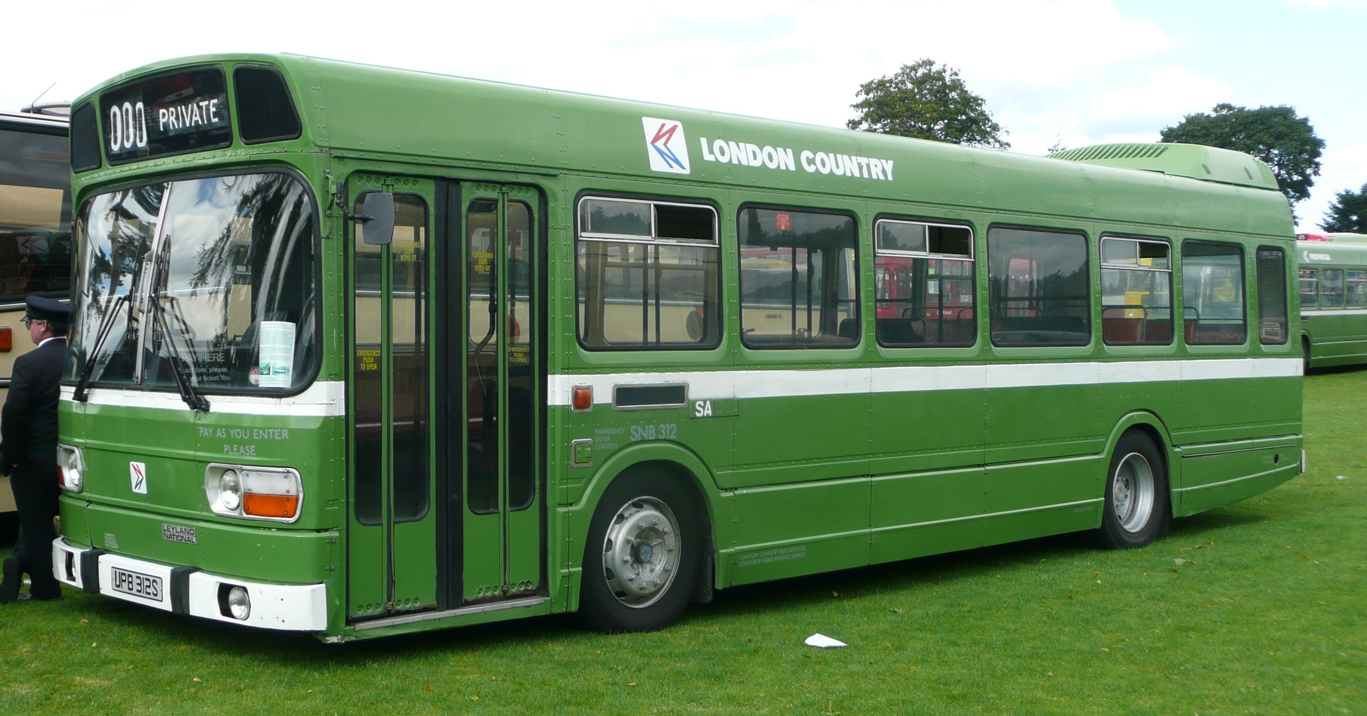 Opinions on National Bus Company (UK)