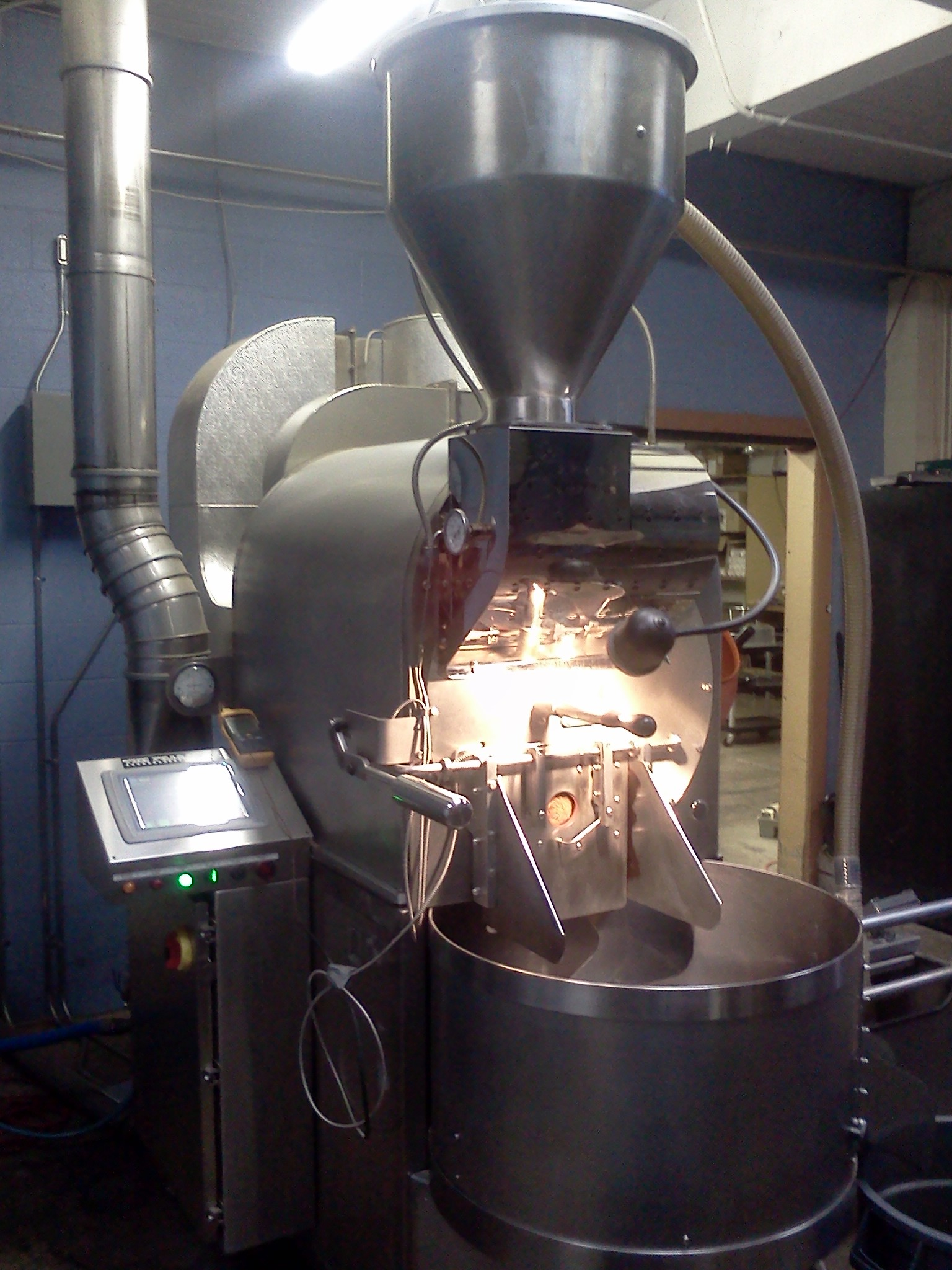 Loring Smart Roast How To Roast Coffee Beans Commercially