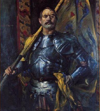 File:Lovis Corinth, self portrait, 1911.jpg