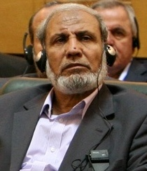 Mahmoud al-Zahar at the 5th International Conference in Support of the Palestinian Intifada, Tehran (2).jpg