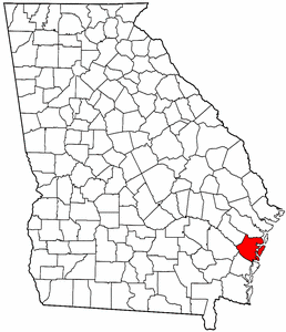 McIntosh County Georgia