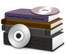 File:Media-book-and-disc.png