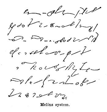 Melin Shorthand Wikiwand