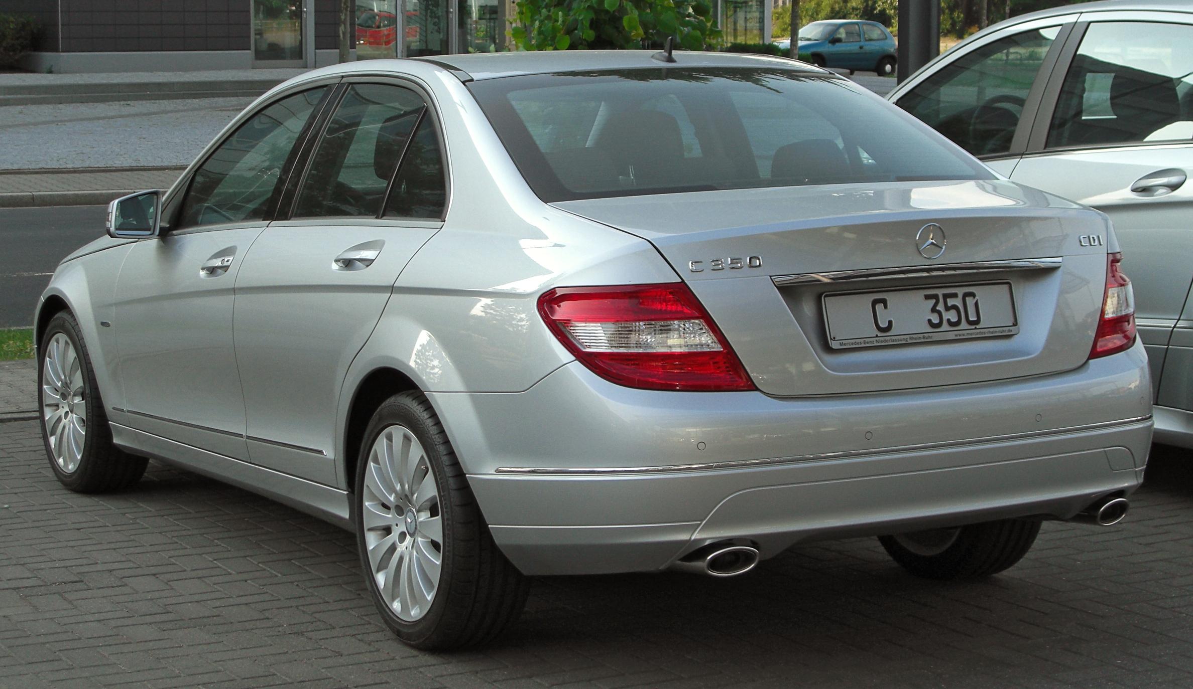 File mercedes c 350 cdi blueefficiency elegance w204 for Mercedes benz 350 c