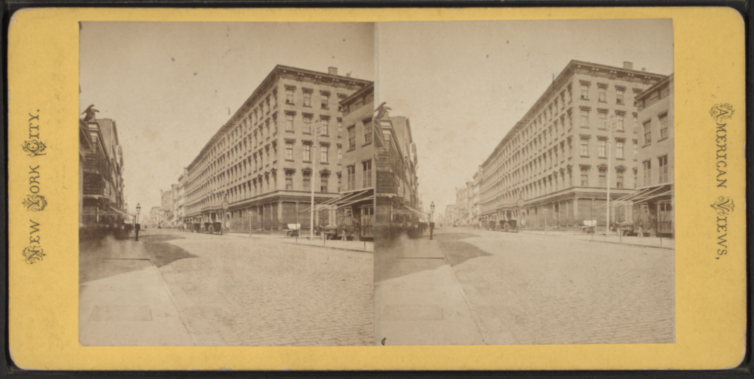 File Metropolitan Hotel New York City From Robert N Dennis Collection Of