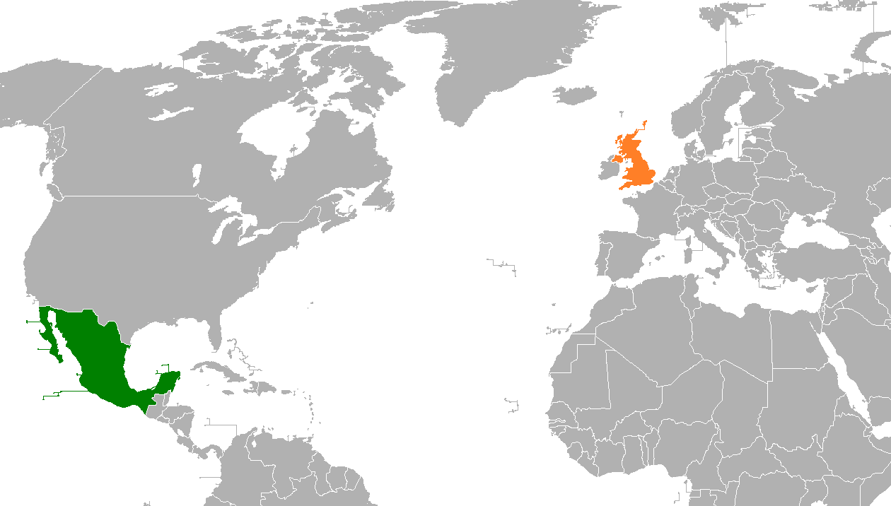 Mexico–United Kingdom relations - Wikipedia
