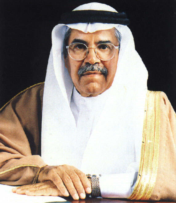 The 86-year old son of father (?) and mother(?) Ali Al-Naimi in 2021 photo. Ali Al-Naimi earned a  million dollar salary - leaving the net worth at 9000 million in 2021