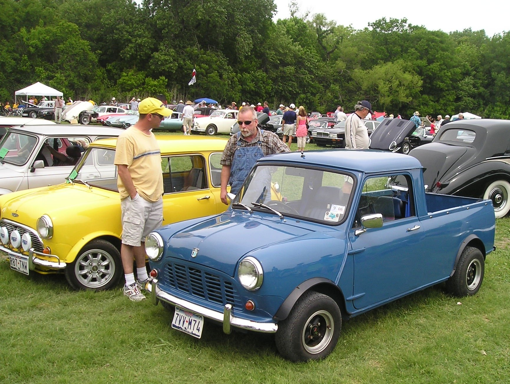 Mini Pickup Trucks