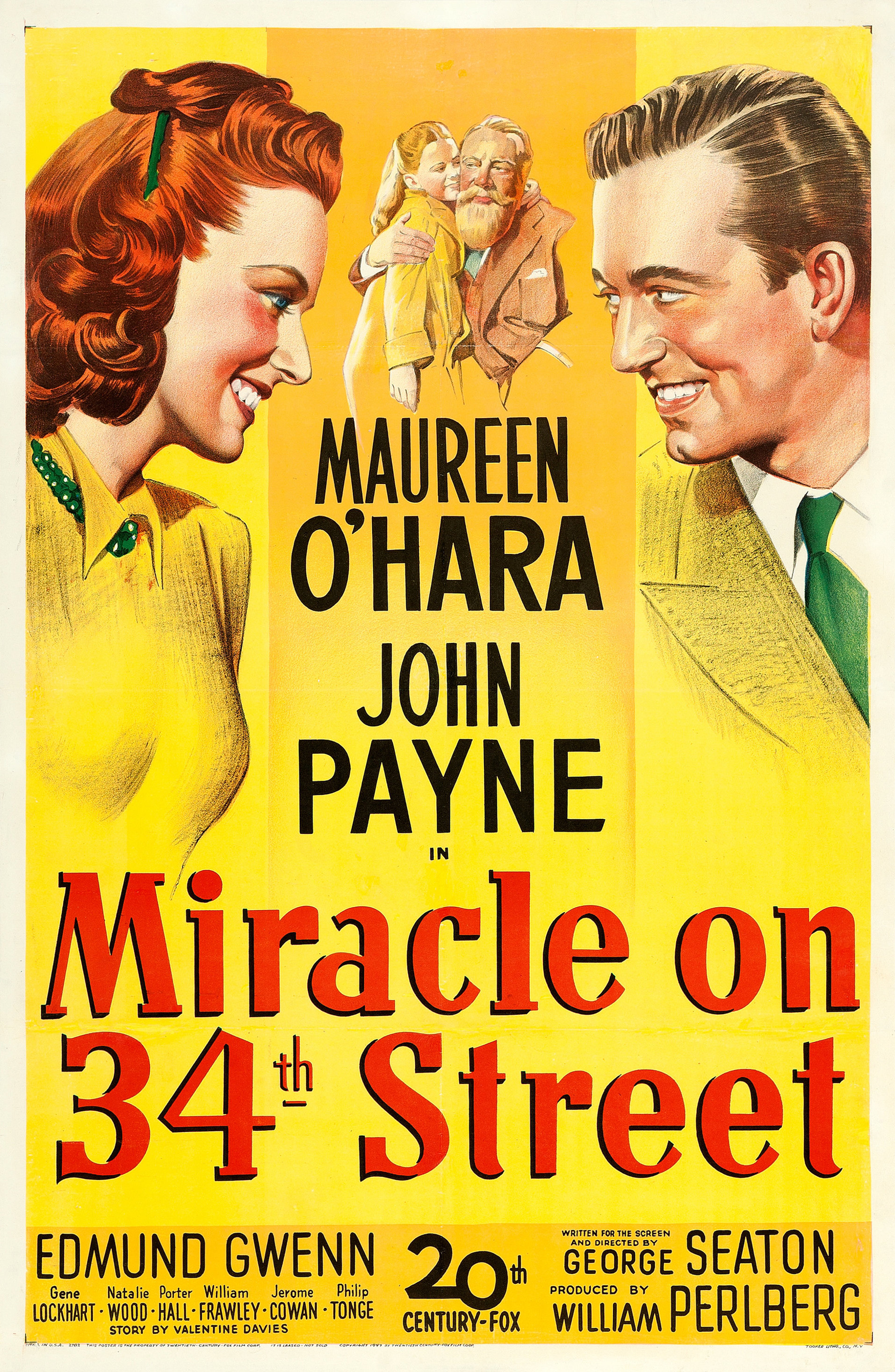 Miracle on 34th Street - Wikipedia