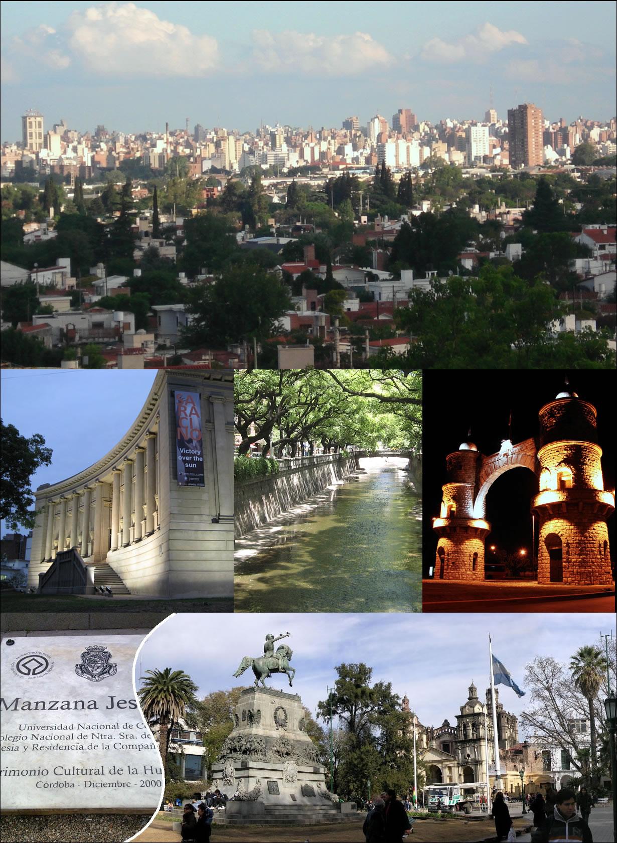 ciudades importantes de Argentina