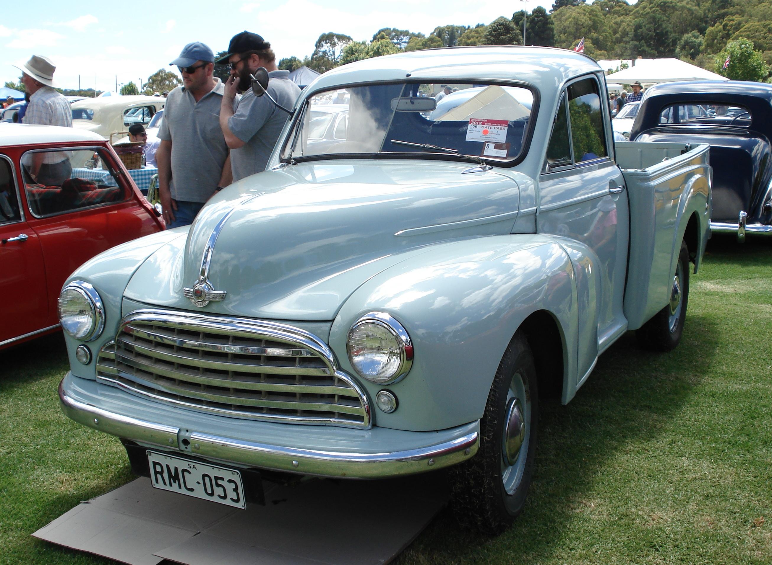 1953 Morris Cowley Mcv Pick-up