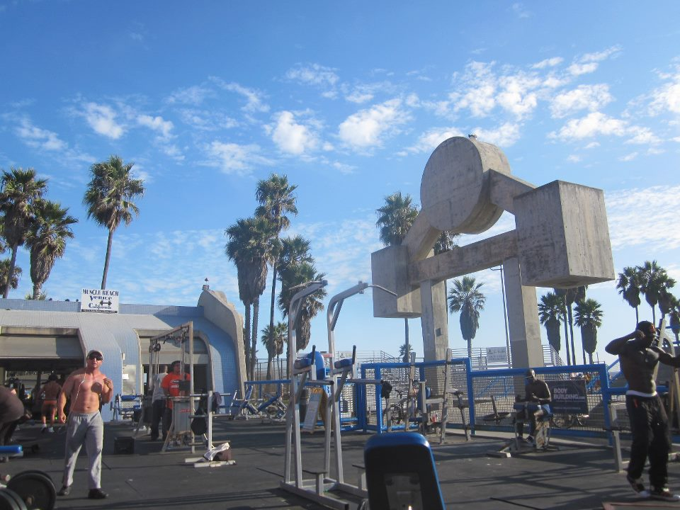 Muscle Beach California Hotels
