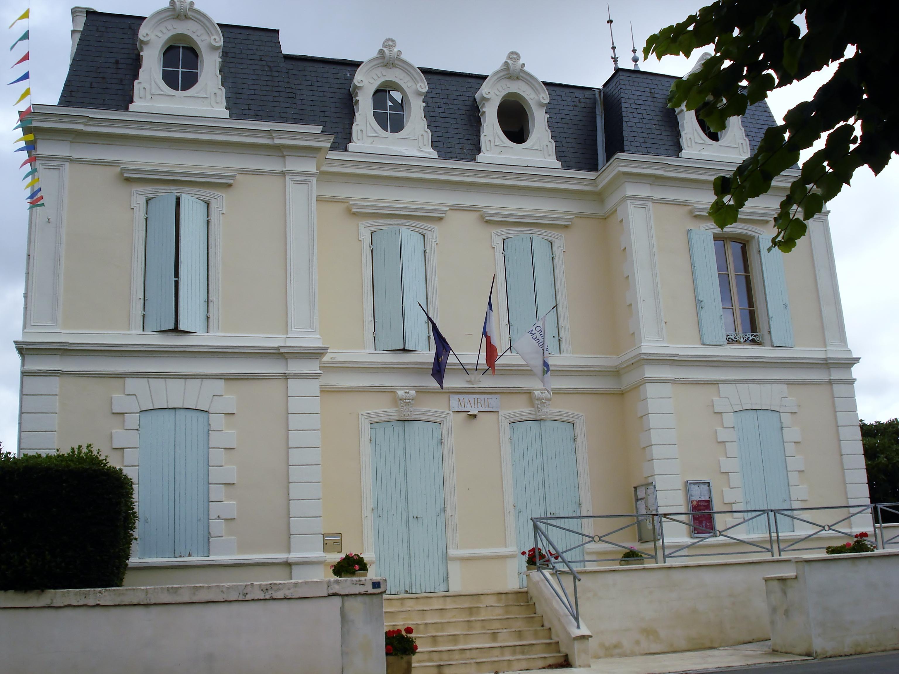 Néré (Charente-Maritime)