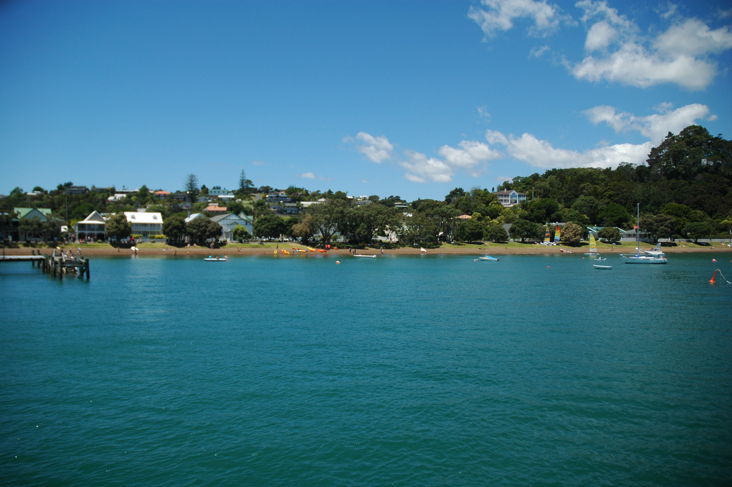 Bay Of Islands Holiday