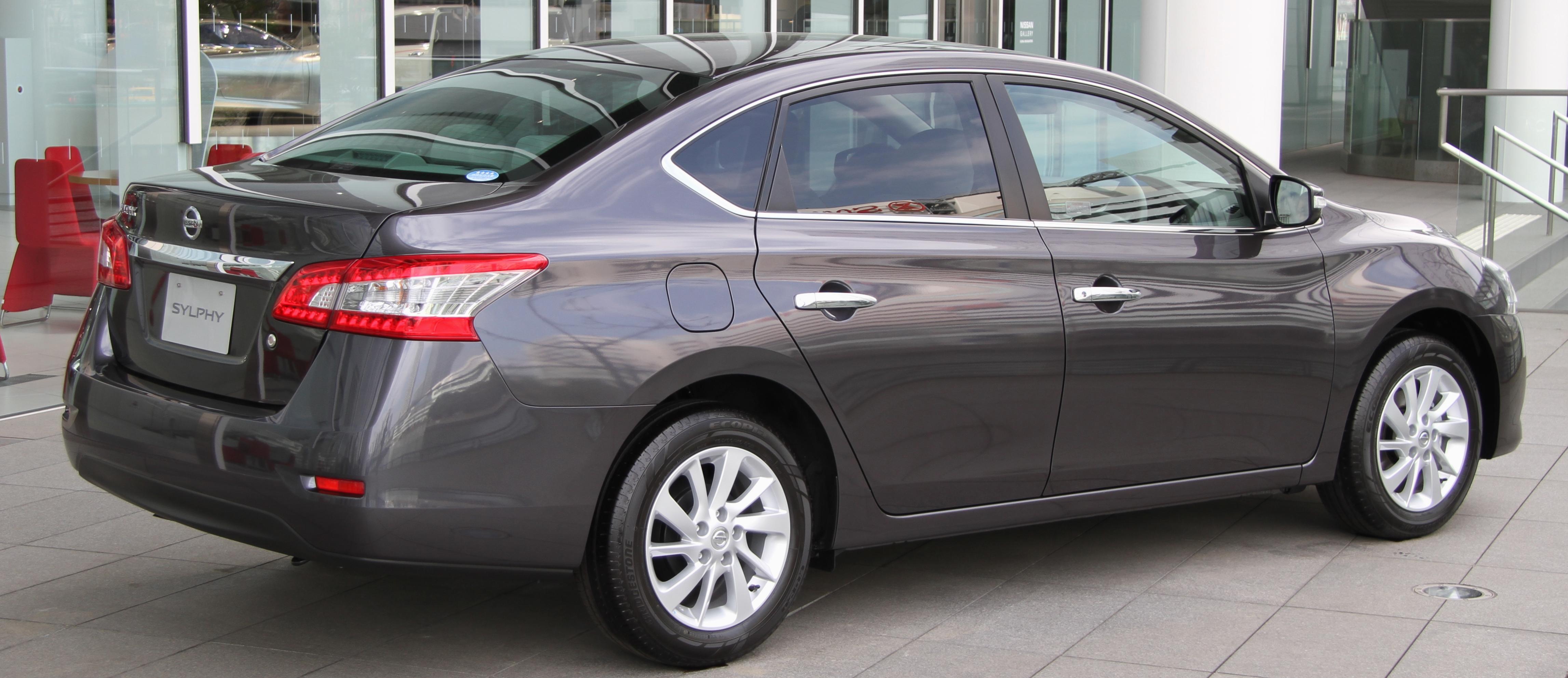 File:Nissan Sylphy B17 G rear.jpg - Wikimedia Commons