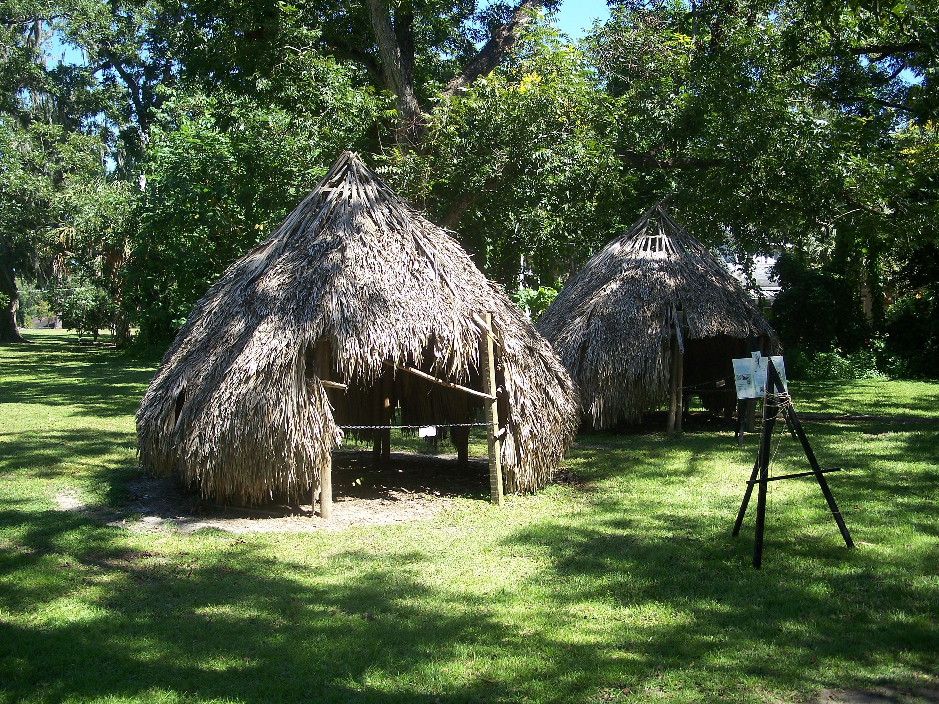 shelter timucua