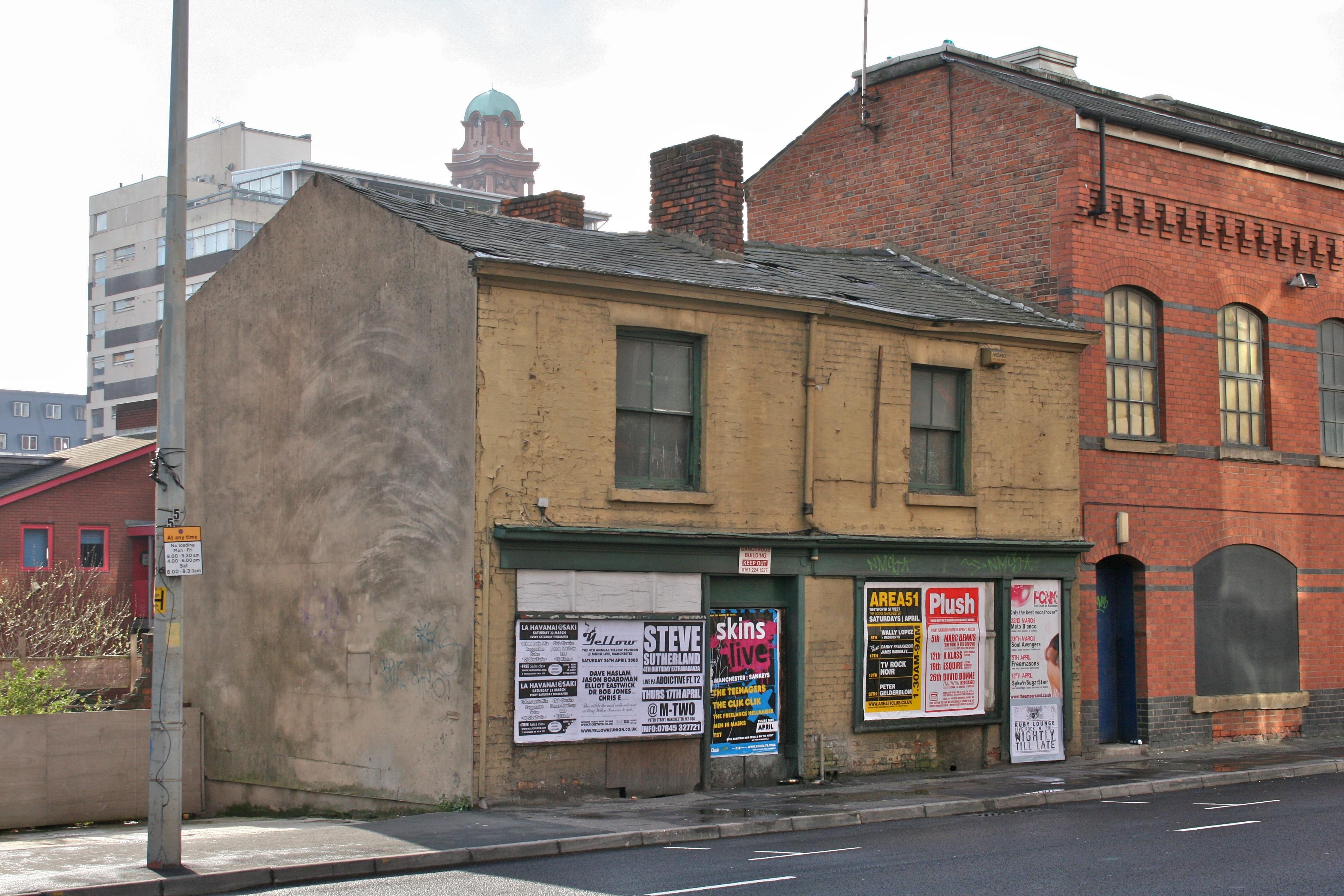 Old Station Buildings Auchtertool Fife