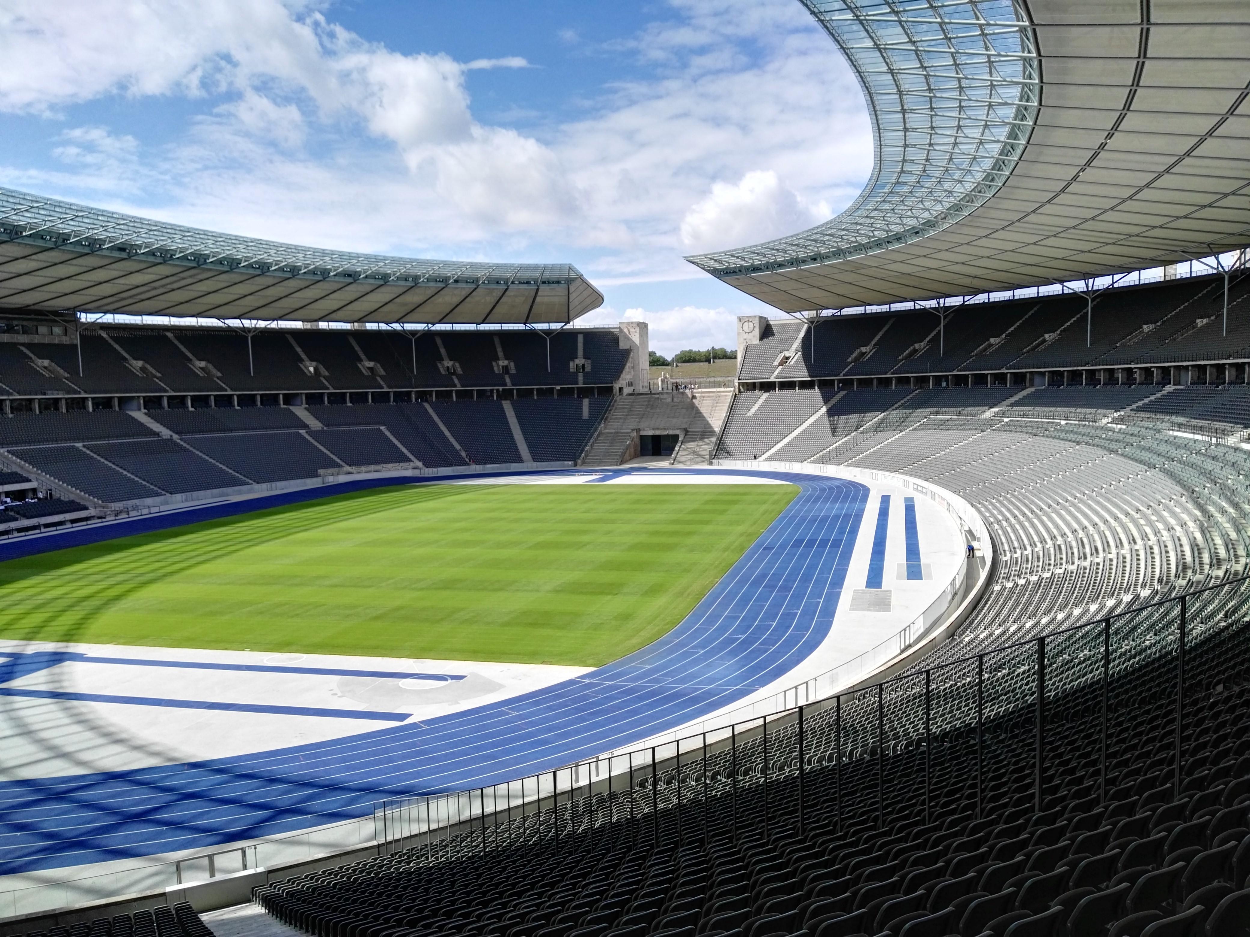Olympiastadion Ostkurve