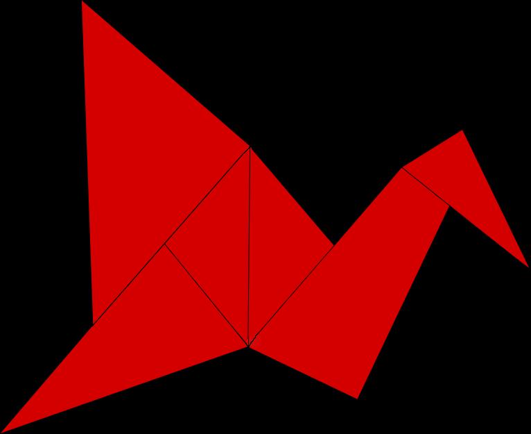 Easy Simple Origami Bird