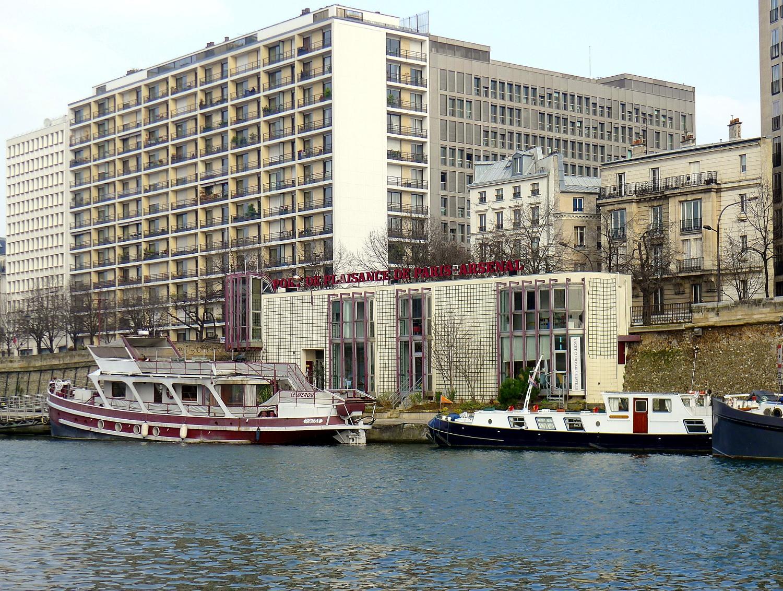 File p1010140 paris xii port de l 39 arsenal capitainerie - Port de l arsenal paris ...