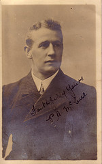 Patrick McCue Australian rugby union footballer and coach, and rugby league footballer