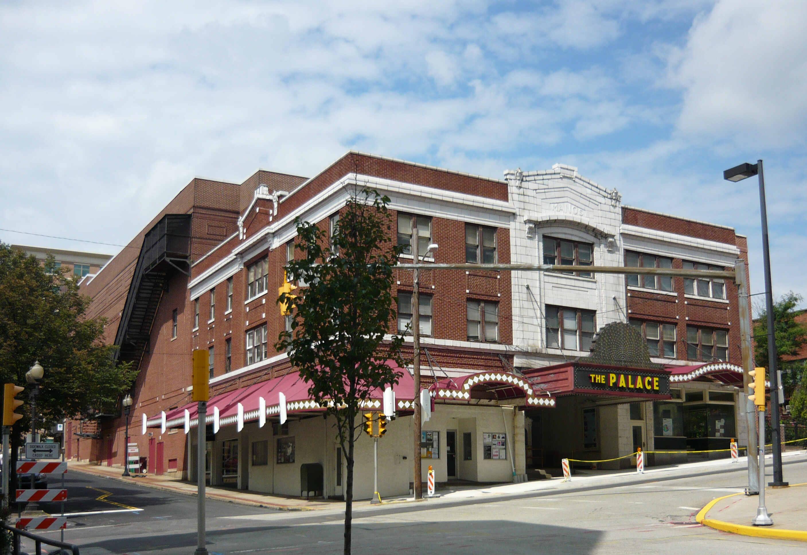 File Palace Theater Greensburg Pennsylvania