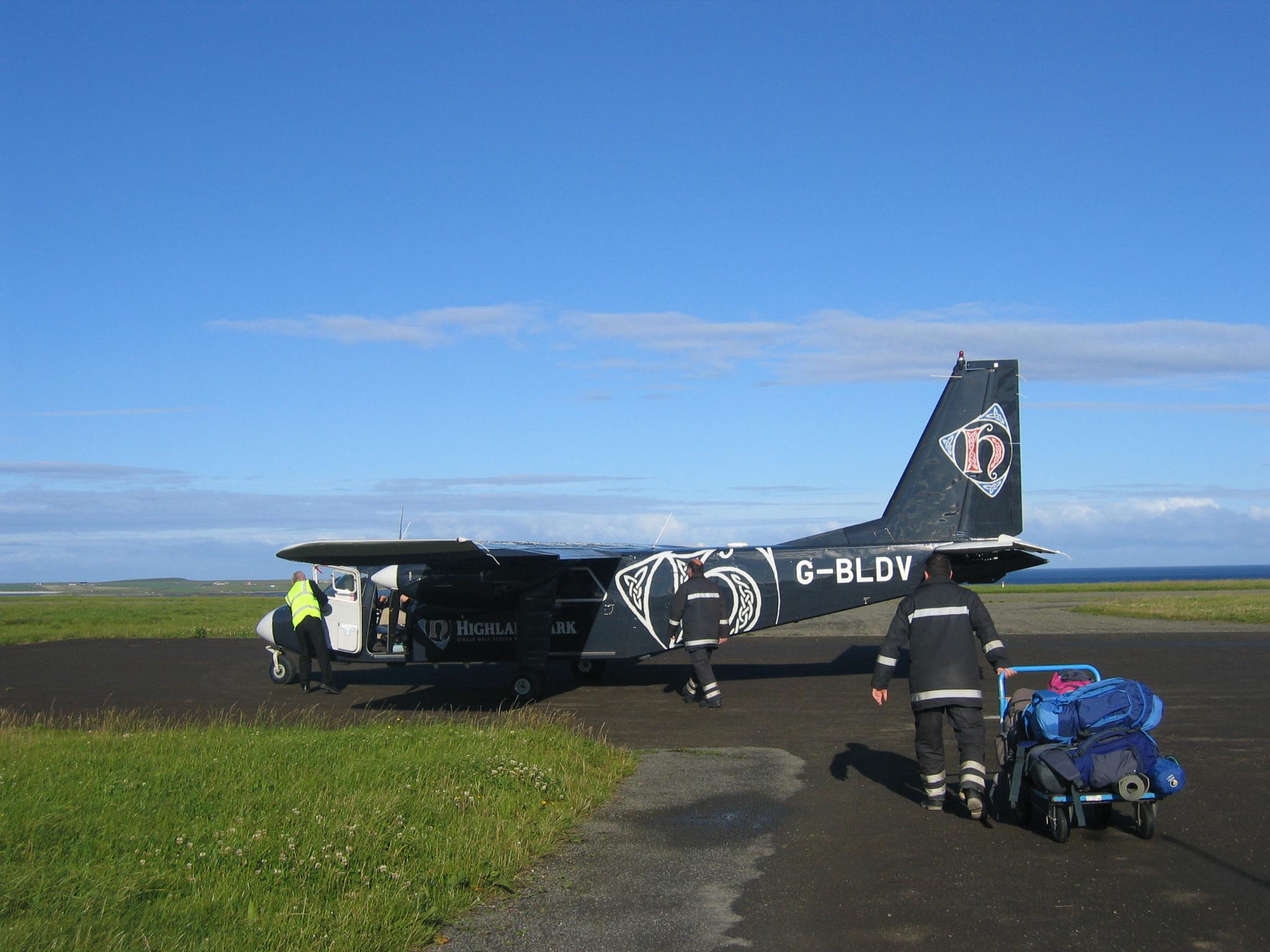 Aérodrome de Papa Westray — Wikipédia