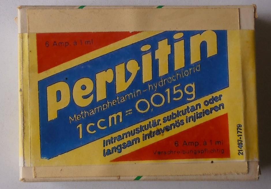 Метамфетаминовый шоколад Панцерваффе