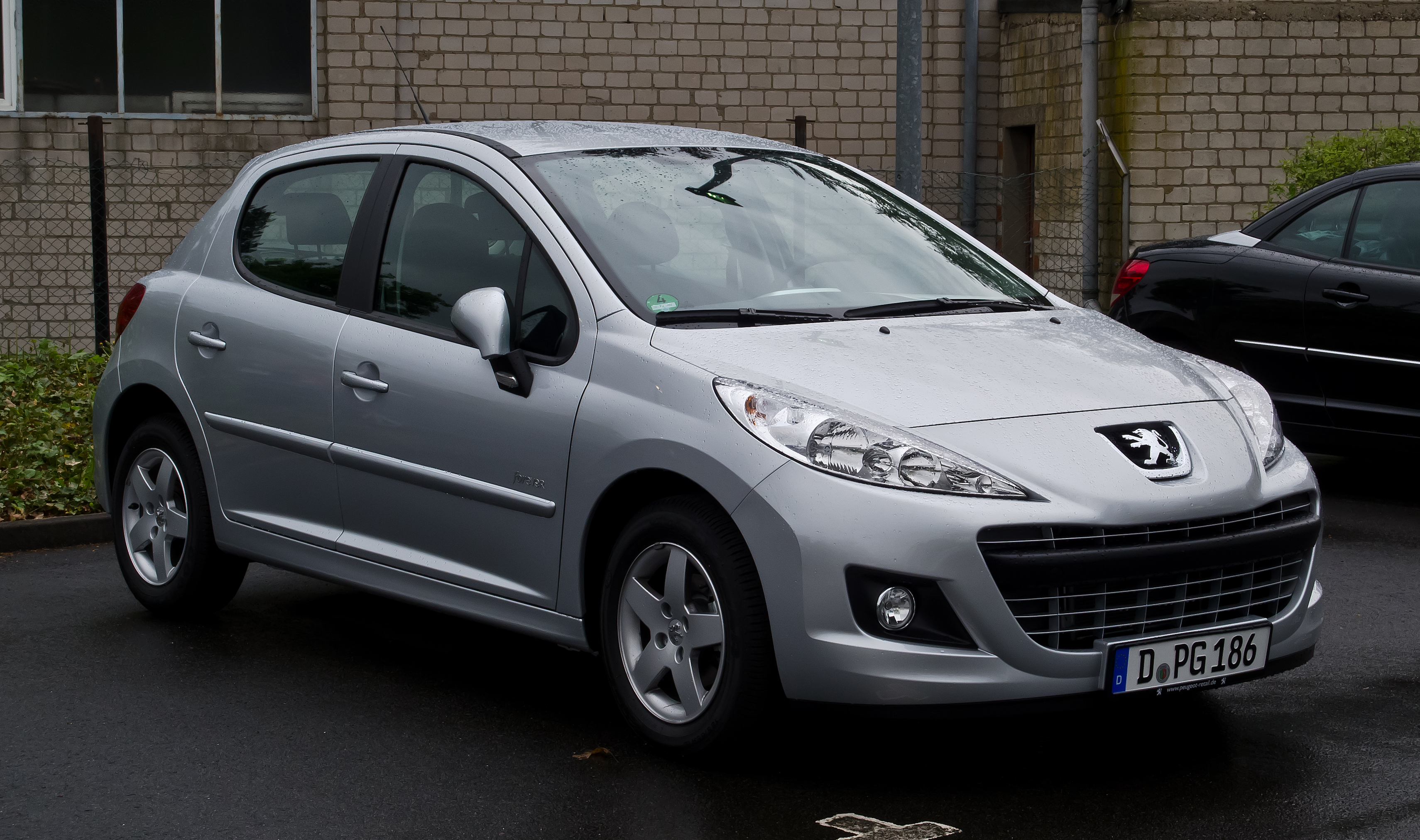 File peugeot 207 75 forever facelift frontansicht 5 for Interieur 307 sw