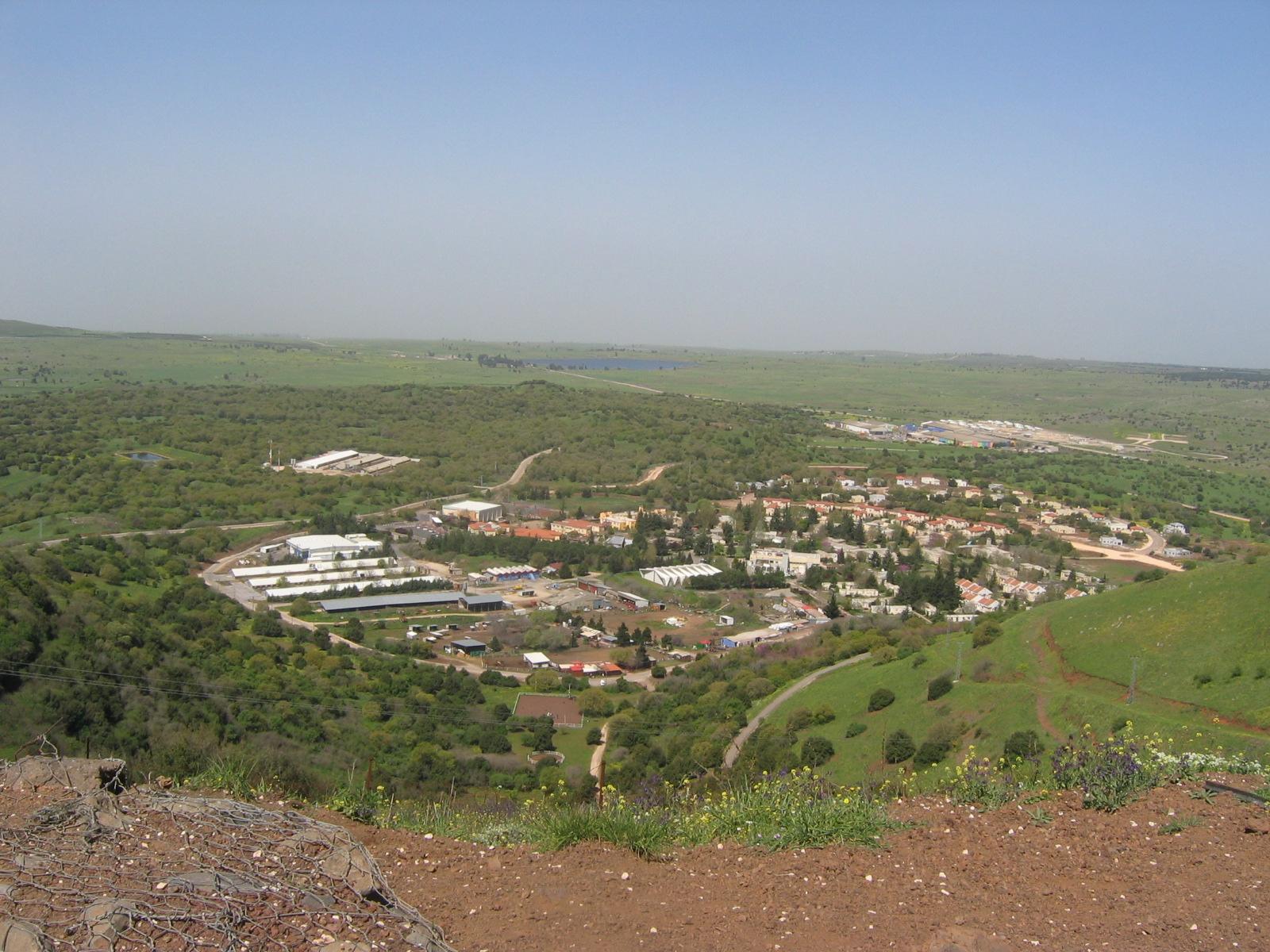 Merom Golan