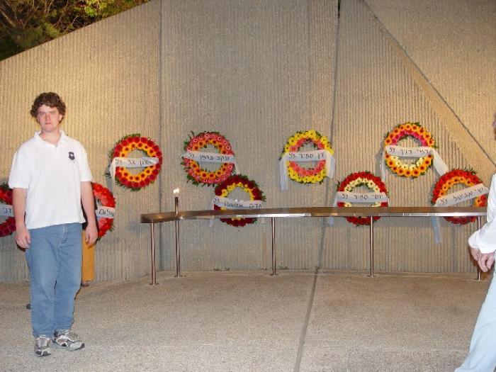 אנדרטה לזכר חללי המלחמות